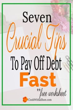 The Best Secrets to Pay Off Debt Fast and Get On With Your Life - Paying Off Credit Card Debt Fast - Ideas of Paying Off Credit Card Debt Fast - Get rid of your debt fast! Pay off your debt with these secret tips. Ways To Save Money, Money Tips, Money Saving Tips, Debt Snowball, Paying Off Credit Cards, Frugal Tips, Frugal Meals, Loans For Bad Credit, Debt Payoff