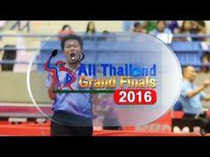 Liked on YouTube :เทเบลเทนนส รอบชงชาย [ Full ] 21 ธนวาคม 2559 set all thailand grand final 2016 youtu.be/JZlu76x46pw