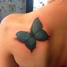 my beautiful butterfly!