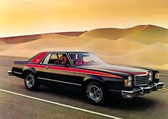 1977 Ford LTD II Sport Classic Cars Usa, American Classic Cars, Ford Ltd, Old Fords, Ford Thunderbird, Us Cars, Car Ford, Concept Cars, Ford Mustang