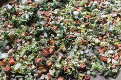 Gemüsebrühe selber machen ohne Zucker und Hefe – 3 Möglichkeiten