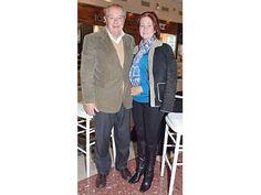 Guillermo y Emma Peroni.