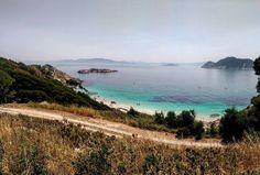 Relájate y admira las Islas Cíes vía @unexpectedreality #SienteGalicia #Galicia