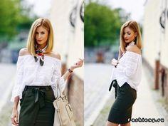 Новые фото из модных блогов
