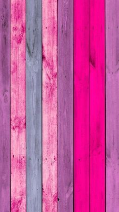 Pink & Purple Wood Planks iPhone Wallpaper by JDuree
