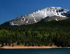 Colorado Mountain: Pike's Peak