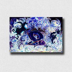 Yoga Art Print  Sasangasana Rabbit Pose Purple by DepriseDesigns