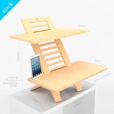 SitStand Standing Desk - DeskStand
