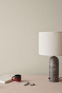 Gravity lamp series for gubi – Space Copenhagen Beautiful Houses Interior, Beautiful Homes, Jotun Lady, Space Copenhagen, Interior Lighting, Colorful Interiors, Table Lamp, Supreme, Lights
