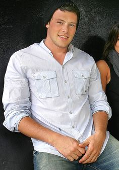 Cory/handsome<3