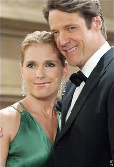 """""""Jack and Jennifer"""" from Days of Our Lives. I think they may be responsible for turning me into a romance author. :)"""