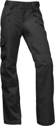 7aa94379fcd Black, Size Small North Face Women, The North Face, Snow Pants, Printed