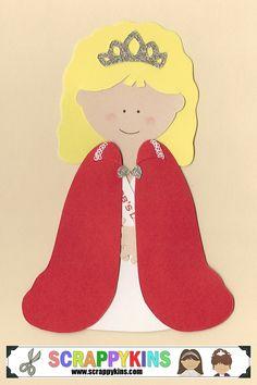 Miss Pennsylvania Job's Daughter Scrapbook Doll - $7.00 (can be customized)