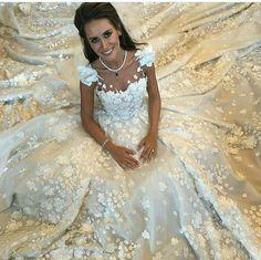 Selma Çilek #wedding #bride #stunning