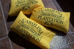 """CAROLINA PLANTATION RICE is proud to offer certified South Carolina-grown ""Carolina Gold"" rice. ""Carolina Gold"" is only truly authentic when it is grown in the Carolinas."""