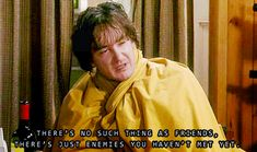 When he made a decision about people. | 31 Times You Could Really Relate To Bernard Black