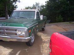 1970 GMC Truck 2500 series