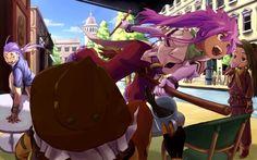 Tales of Phantasia Wallpaper - Zerochan Anime Image Board Tales Of Phantasia, Tales Series, Alice In Wonderland, Fan Art, Wallpaper, Anime, Games, Ideas, Rpg