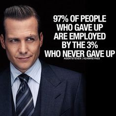 Work Quotes: QUOTATION - Image : Quotes Of the day - Description Wise words of Harvey Specter More Sharing is Caring - Don't forget to share this quote Great Quotes, Quotes To Live By, Me Quotes, Motivational Quotes, Inspirational Quotes, Qoutes, Motivational Thoughts, Work Quotes, Harvey Specter Quotes