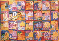 Art Quill Studio: The Australian Tapestry Workshop Art ReviewMarie-Therese Wisniowski.