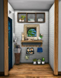 My cousin introduce me to the Sims world with The Sims 2 in. Muebles Sims 4 Cc, Sims 4 House Design, Bathtub Decor, Sims 4 Gameplay, Casas The Sims 4, Sims Building, Sims 4 Cc Furniture, The Sims 4 Download, Sims 4 Build