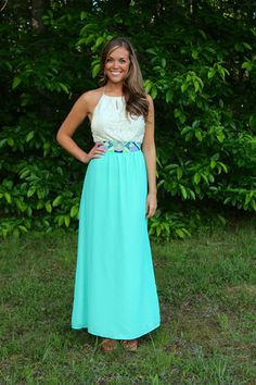 "Live for Today Maxi Dress $42! Take 10% OFF using promo code ""blossom6556"" at Juliana's Boutique."