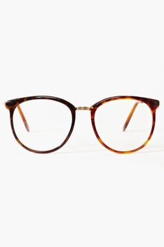 Ivy League Glasses - Tortoise