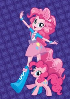 The Brand New Movie My Little Pony: Equestria Girls Is Coming