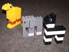 Duplo building ideas