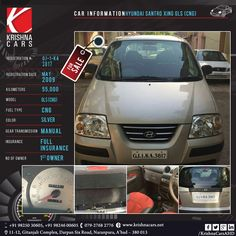 #usedCar for sale  CAR INFORMATION - HYUNDAI Santro xing Gls REGISTRATION # Gj-1-KA-3817 REGISTRATION DATE - May-2009 KILOMETERS - 55,000 MODEL - Gls  FUEL TYPE - CNG COLOR - Silver GEAR TRANSMISSION - MANUAL INSURANCE - FULL INSURANCE NO OF OWNER - 1st OWNER  #Hyundai #Santro #HyundaiSantro #usedHyundai #usedSantro #usedHyundaiSantro #Model #Santro  #Car #CarDealer #UsedCarDealer #PreOwnedCar #KrishnaCars