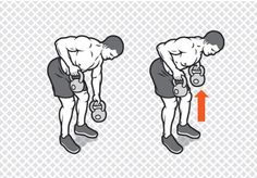 Kettlebell ExerciseWhat is Kettlebell Exercise? The kettlebell is not a new thing and it has been around for quite some time. Full Body Kettlebell Workout, Ab Workout Men, Kettlebell Training, Sandbag Workout, Kettlebell Weights, Kettlebell Challenge, Men Exercise, Dumbbell Workout, Strength Workout