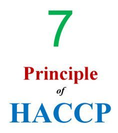 HACCP could be a self-monitoring food safety management program that helps management all aspects of business food production from effort and handling raw materials to manufacturing and distributing the finished product.