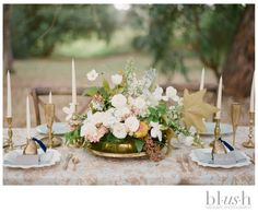 Featured on Style Me Pretty: Whimsical Autumn Wedding   Blush Photography - Vancouver Wedding Photographers