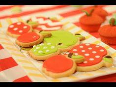 Decoracion de tortas - Galletas - Sandra Rivero - Manos Deco Tortas - YouTube