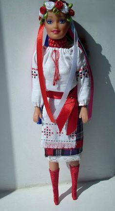 Ukrainian Barbie, from Iryna