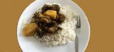 Lamb Curry-Guyanese Style