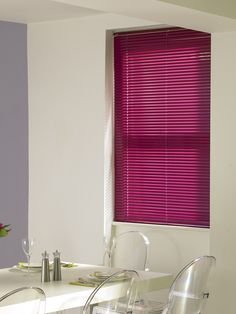Standard Venetian Blinds available from Made to Measure Blinds UK LTD |