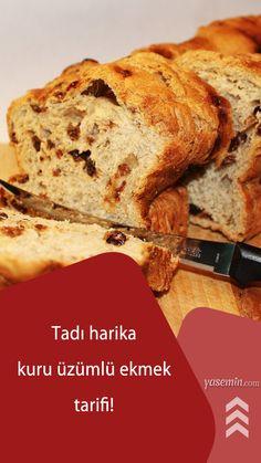 Hem tatlı hem tuzlu nefis bir ekmek tarifi paylaşıyoruz sizlerle: Üzümlü tahıllı ekmek. Kahvaltı veya dilediğiniz yemeğin yanında severek tüketebileceğiniz muhteşem bir lezzet. İsterseniz çayla da muhteşem uyumu yakalayan üzümlü ekmek nasıl yapılır sorusunun yanıtı yazımızda.