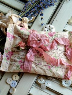Sachets. Use scraps of extra material and ribbon. Last I checked, potpourri was available in big bags at the dollar store.