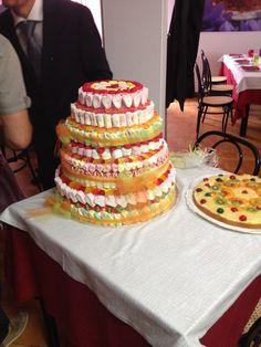 Torta caramelle <3