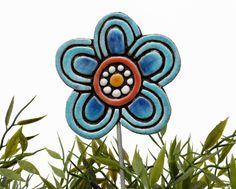 Blumengarten Kunst  Pflanze dem Spiel  Garten Marker  von GVEGA