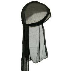Amazon.com: Baby Satin DuRag - Black OSFM: Headwraps Headwear: Clothing$3.49 + $6.19 shipping