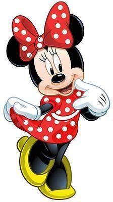 Minnie Mouse # 10 - 8 x 10 Tee Shirt Iron On Transfer