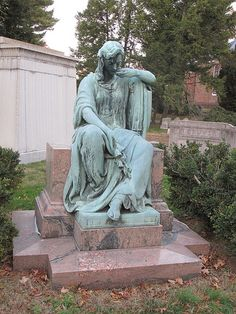 5199681910_cf6d13e5a4.jpg (375×500) Cemetery Sculpture