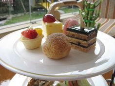 Afternoon tea   Afternoon Tea Sweets at The JC Mandarin