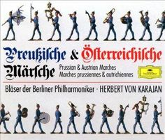 Adam & Eve Berlin Philharmonic Orchestra - Prussian & Austrian Marches