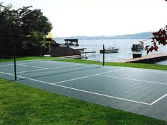 Pickleball Court Construction - Home Court Construction serves Washington State and Oregon