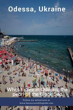 Odessa, Ukraine, Black Sea, Eastern Europe, black travel movement