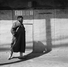 Werner Bischof / SOUTH KOREA. Seoul. Farmer. 1951.