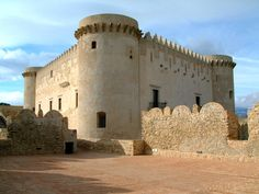 Castello Carafa di Santa Severina. 39°09′00″N 16°55′00″E